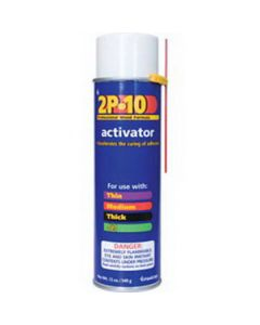 2P-10 FastCap Adhesive Activator, 2 oz. Spray Bottle