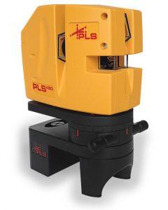 PLS480Kit Laser Level with Detector, Tripod & Grade Rod