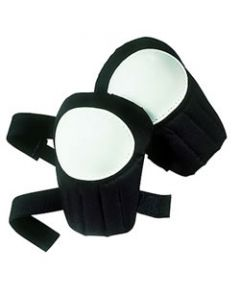 V230CL Custom LeatherCraft Toolworks Stitched Plastic Cap Swivel Knee Pads