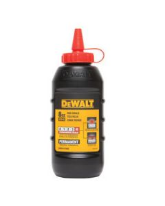 DeWalt DWHT47069L 8 oz Chalk - Red Permanent