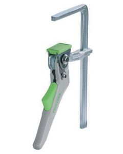 "Festool 491594 Quick Clamp For Festool MFT And Guide Rail System, 6 5/8"" (168mm)"