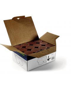 Festool 200059 Conturo Brown Color EVA Edge Banding Adhesive/Glue Pucks (48/Pack)