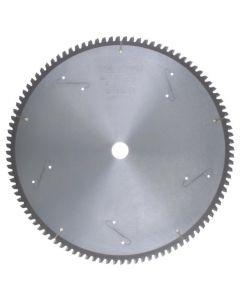 "Tenryu IA-355100DN 14"" x 100T x 1"" Industrial Non-Ferrous Thin Stock Blade"