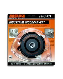 ArborTech IND.FG.200 Industrial Woodcarver Pro Kit