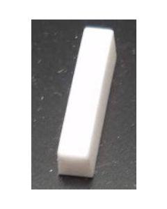 Laguna AB1001 Rectangular Ceramic Guide Block - Fits 1412, 14SUV, 18, 3000 Bandsaws (Sold Each)