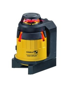Stabila 3360 Multi-Line Self-Leveling Laser, +/- 4 Deg, Visual 60 ft/490 ft with Receiver