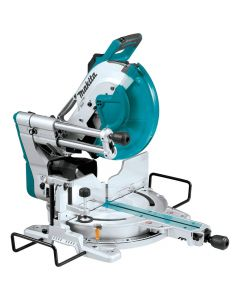 "Makita LS1219L 12"" Dual-Bevel Sliding Compound Miter Saw with Laser"