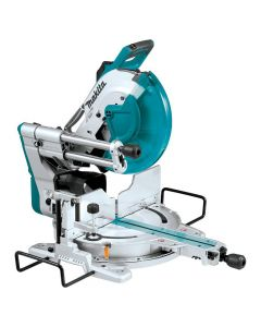 """Makita LS1219L 12"""" Dual-Bevel Sliding Compound Miter Saw with Laser"""