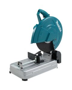 "Makita LW1400 14"" Cut‑Off Saw with Tool‑Less Wheel Change"