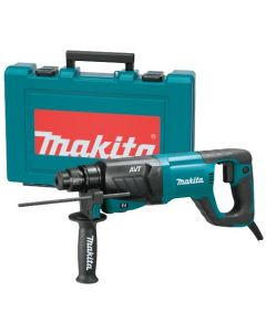 "Makita HR2641 1"" AVT SDS-Plus Rotary Hammer"