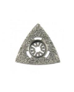 """MM620 3"""" Triangle Carbide Rasp Blade"""