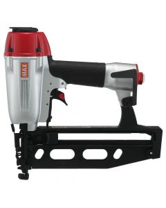 "MAX NF665A/15 2-1/2"" 15-Gauge Angled Finish Nailer"