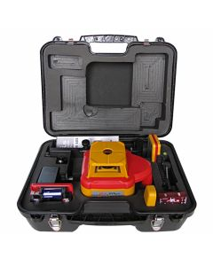 Pacific Laser Systems PLS HVR 505 Red Rotary Laser Red System with HVD 505 Detector (PLS-60575)