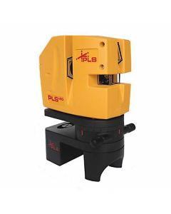 Pacific Laser Systems PLS 480 SYSTEM Red Laser Level System with SLD Detector (PLS-60612)