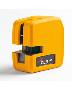 PLS180 Tool - Self-Leveling Horizontal & Vertical Palm Laser Level (PLS-60521N)