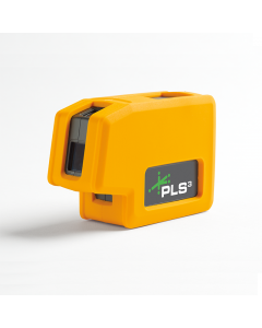 PLS3 Green Beam Laser Level - Plumb and level point-to-point (PLS-60595N)
