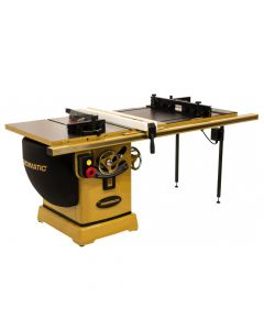 """Powermatic PM23150RK 2000B 230V 3HP Table Saw 50"""" Rip with Accu-Fence and Router Lift"""