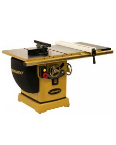 """Powermatic PM23150WK 2000B 230V 3HP Table Saw 50"""" Rip with Accu-Fence and Workbench"""