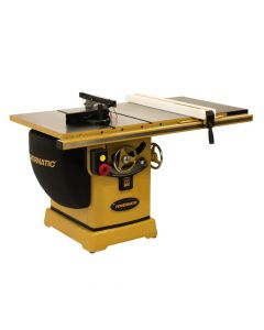 """Powermatic PM25350WK 2000B 230/460V 5HP Table Saw 50"""" Rip with Accu-Fence and Workbench"""