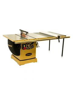"""Powermatic PM375350K 3000B 230/460V 7.5HP Table Saw 50"""" Rip with Accu-Fence"""