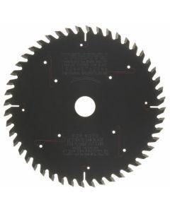 Tenryu PSW-16048AB2 160mm 48T Wood Cutting Finish Saw Blade for Festool TS55 Tracksaw