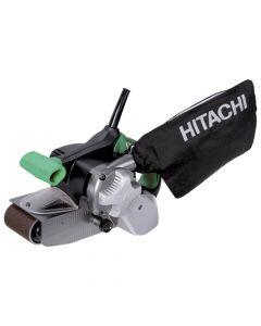 "Hitachi SB8V2 3"" x 21"" Variable Speed Belt Sander, 9.0 Ah Batteries"