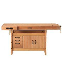 Sjobergs Scandi Workbench 1825 & AM03 Cabinet Combo