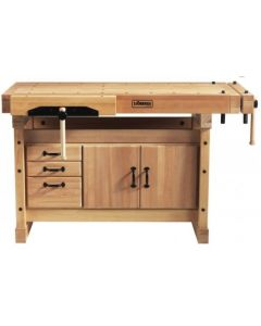 Sjobergs Workbench 1500 & Cabinet 33457