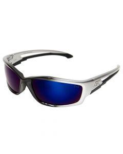 Edge SK118 Kazbek Blue Lens Safety Glasses