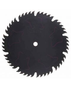 "10"" 50T, 5/8"" Arbor, ATBR Coated Silencer Saw Blade for Table Saws, SL-25550C"