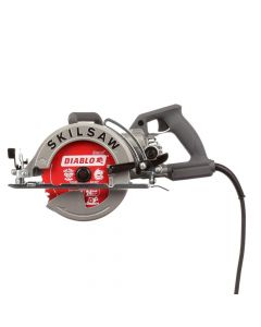 "Skilsaw SPT77W-22 7-1/4"" Corded Electric Worm Drive Circular Saw"