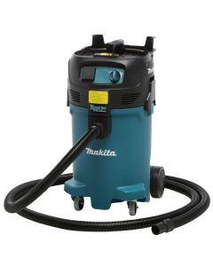 Makita VC4710 12-Gallon HEPA Wet/Dry Dust Extractor Vacuum