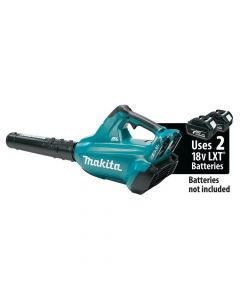 Makita XBU02Z 18V X2 (36V) LXT Lithium‑Ion Brushless Cordless Blower, Bare Tool