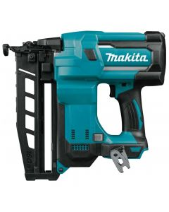 "Makita XNB02Z 18V LXT Lithium-Ion 16-Gauge Cordless 2-1/2"" Straight Finish Nailer, Bare Tool"