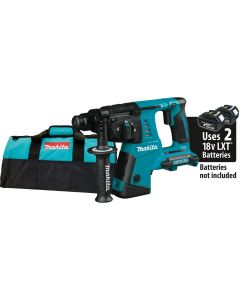 Makita XRH05Z 18V X2 LXT Lithium‑Ion SDS-Plus Cordless Rotary Hammer, Bare Tool