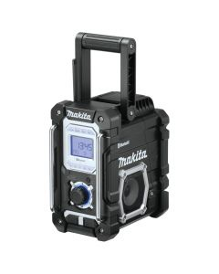 Makita XRM06B 18V LXT Lithium-Ion Cordless Bluetooth Jobsite Radio, Bare Tool