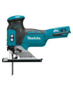 Makita XVJ01Z 18V LXT Lithium‑Ion Brushless Cordless Barrel Grip Jig Saw, Bare Tool