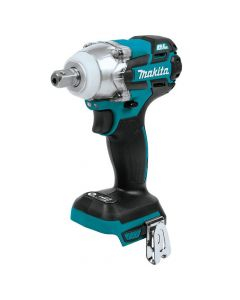 "Makita XWT11Z 18V LXT Lithium-Ion Brushless Cordless 3-Speed 1/2"" Impact Wrench, Bare Tool"