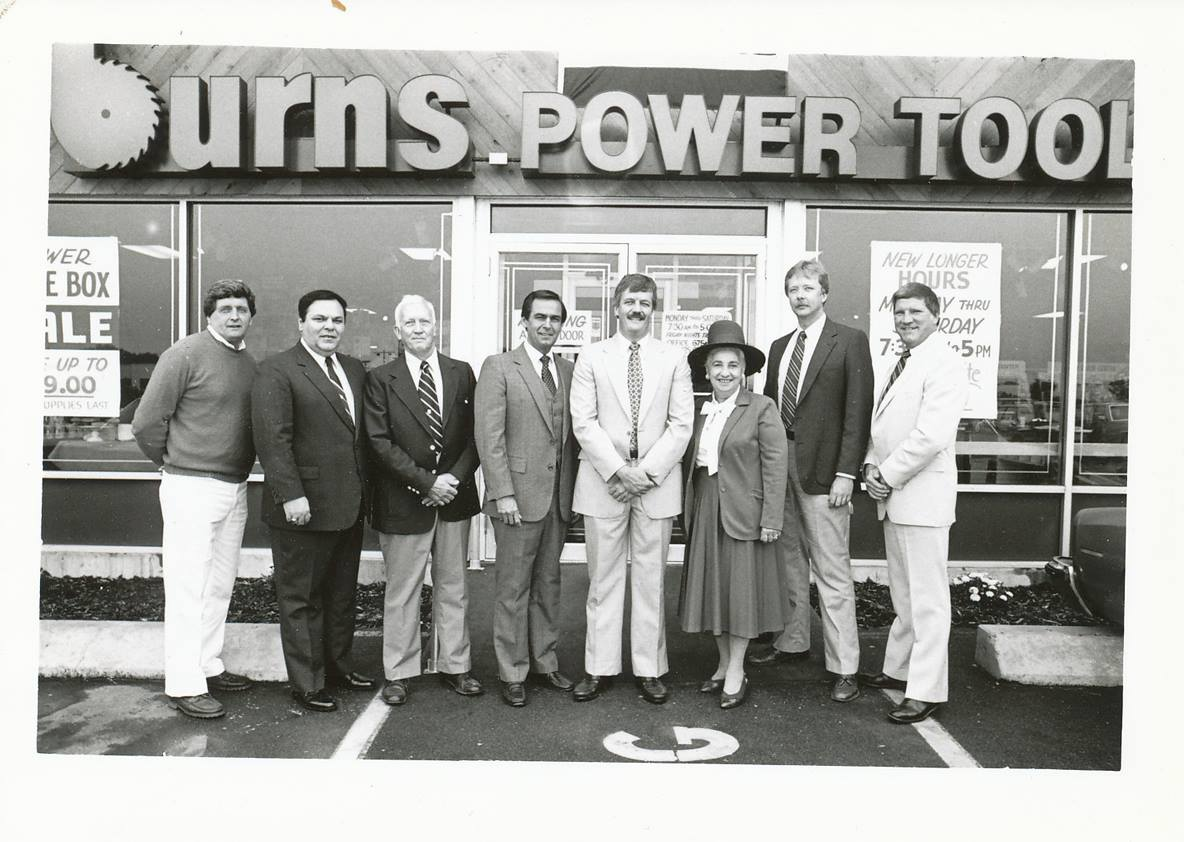 The History of Burns Power Tools in Fall River and What They Saw There
