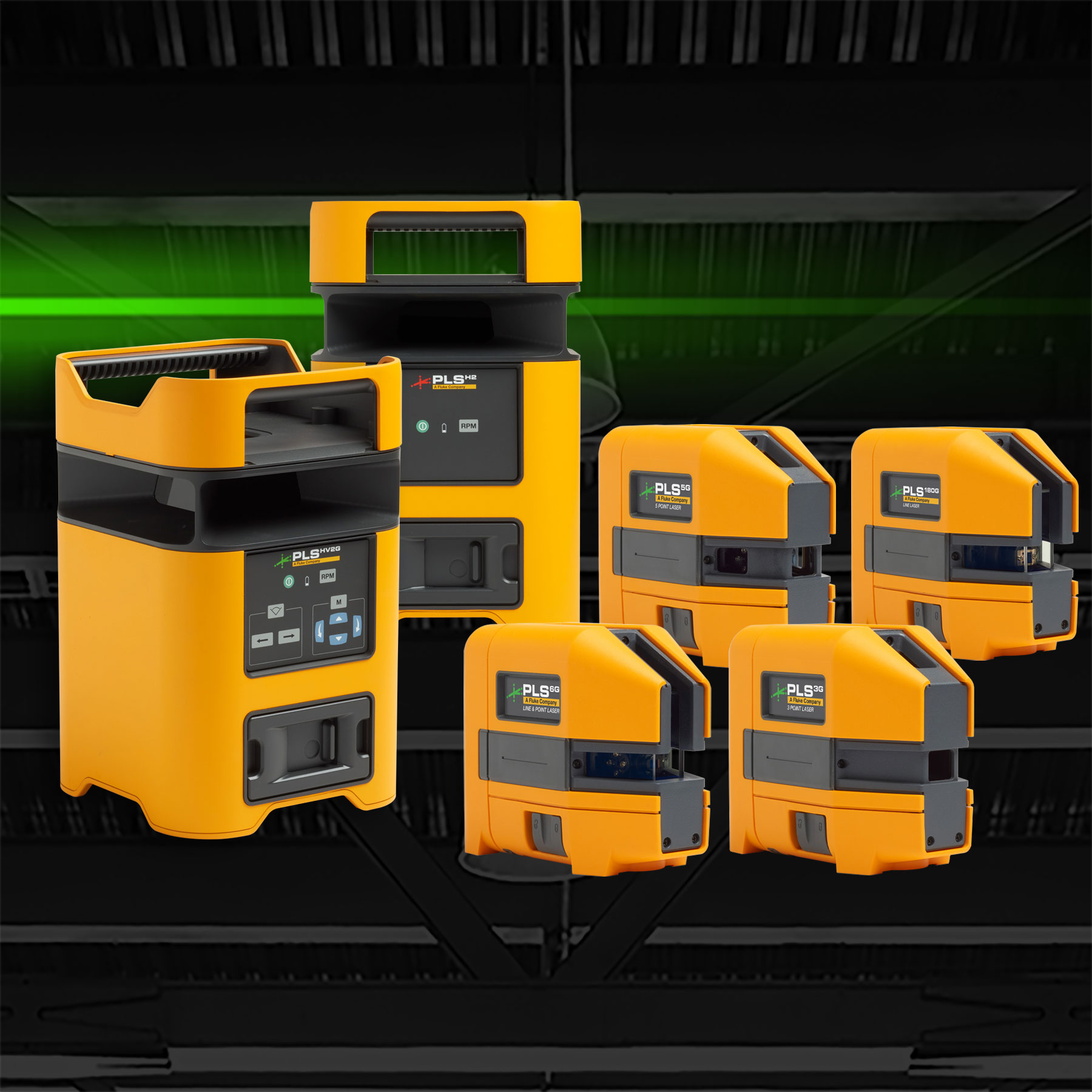 Pacific Laser Systems (PLS) launches rugged new laser level platform