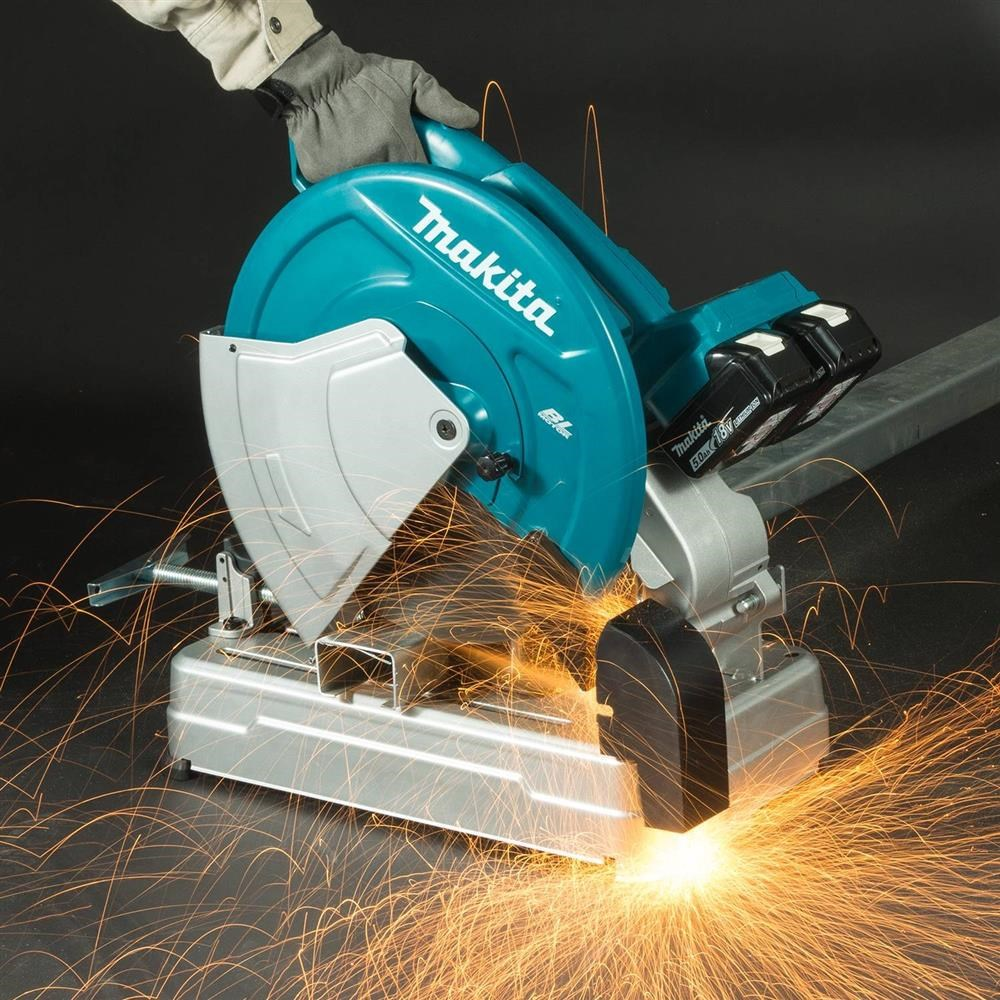 Makita Launches the World's First Cordless Cut Off Saw